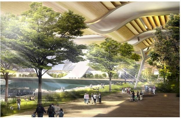 Floating ocean metropolis proposed_2