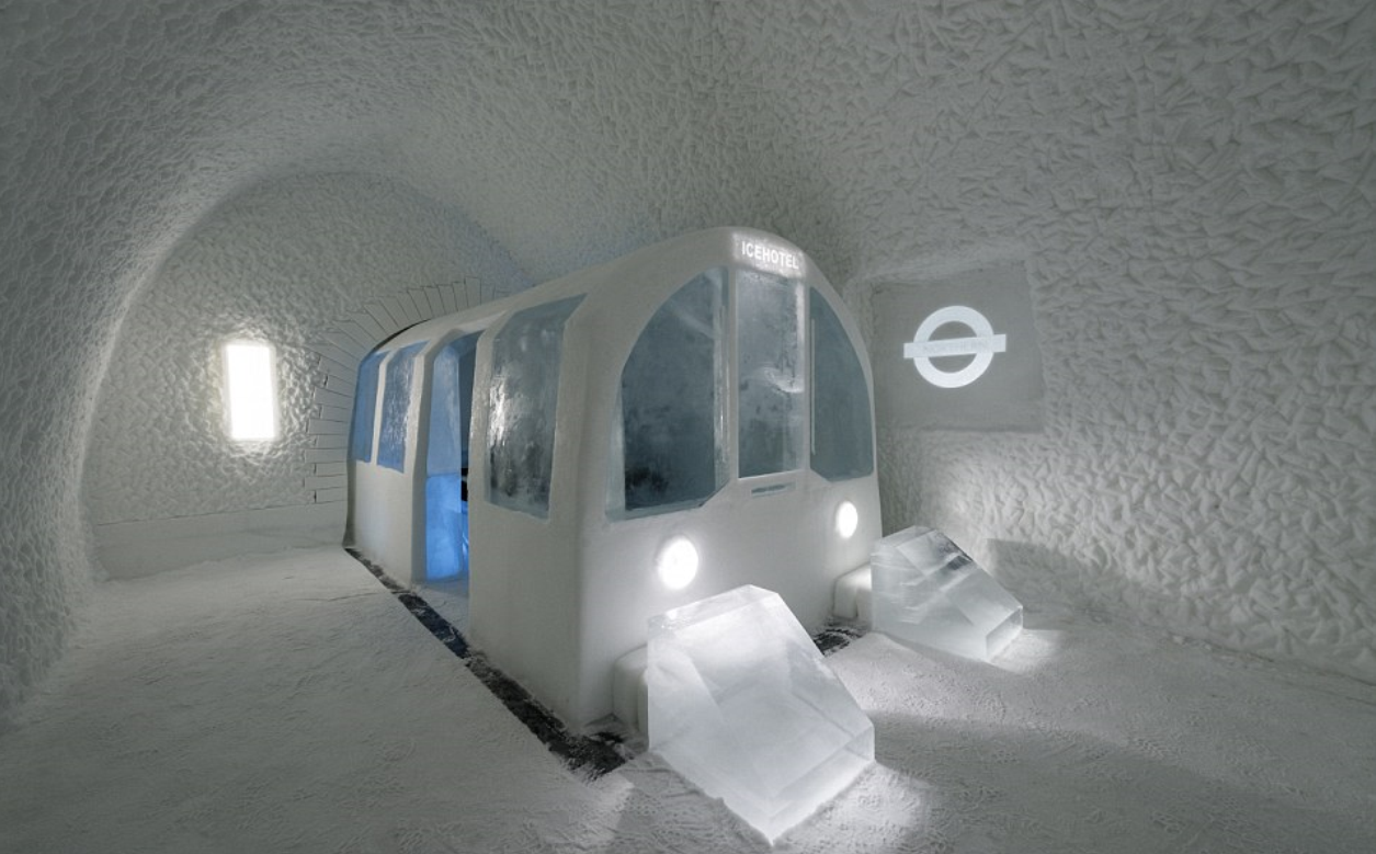 The iconic Icehotel in Sweden reveals the magical suites set to be launched in December