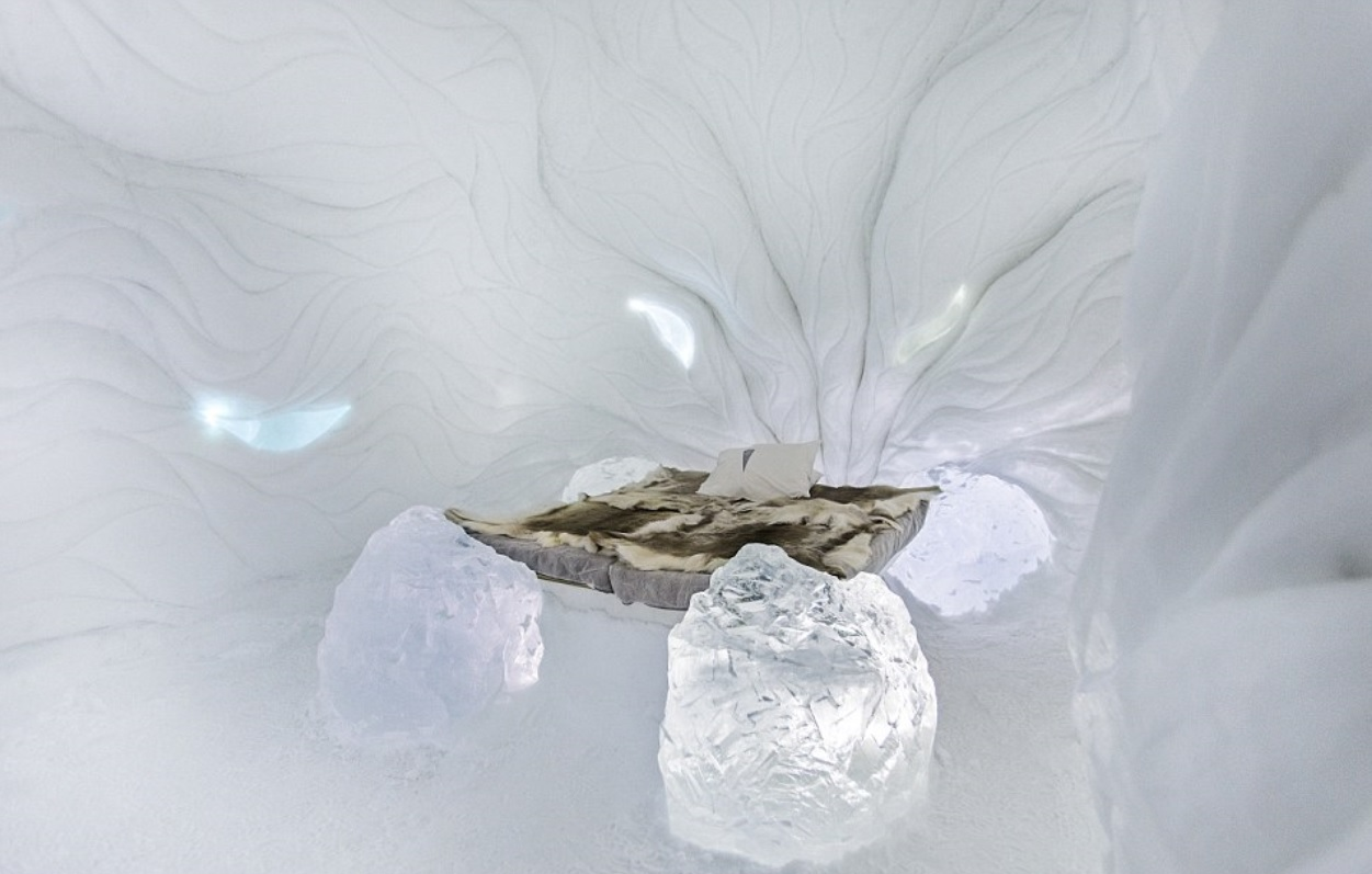The iconic Icehotel in Sweden reveals the magical suites set to be launched in December_2