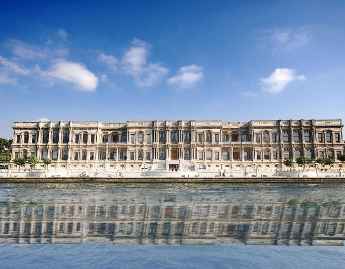 Резиденция Чыраган в Стамбуле