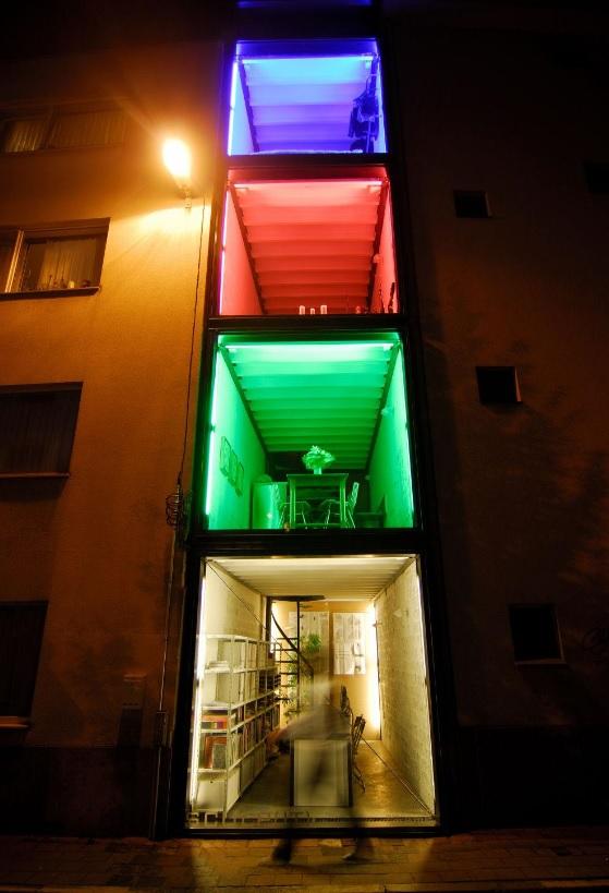 Штаб квартира sculp IT. Антверпен, Бельгия.