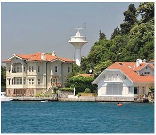 Waterfront Estate – Istanbul, Turkey ($100 Million)