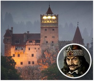 Dracula's Castle – Transylvania, Romania ($80 Million)