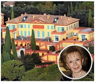Villa Leopolda – French Riviera, France ($750 Million)