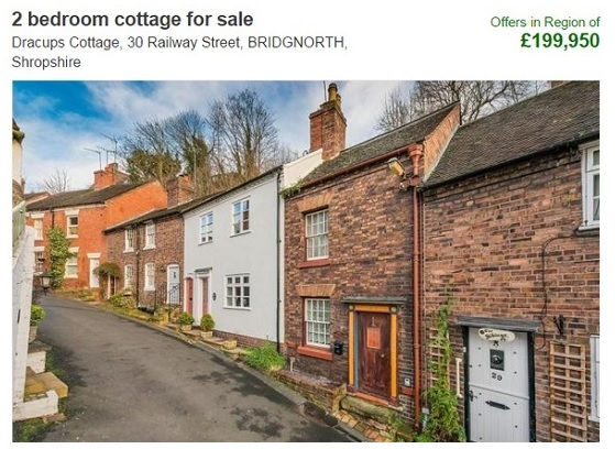 Buy one cottage get one cave free