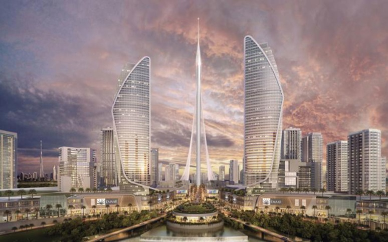 Dubai Says it Will Build the World's Tallest Tower...Again