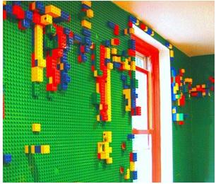 A Lego Room