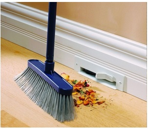 Built-in Wall Sweepers
