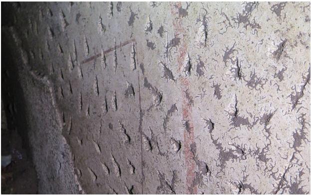 Дорожные рабочие случайно обнаружили древнеримскую виллу, возрастом 2000 лет