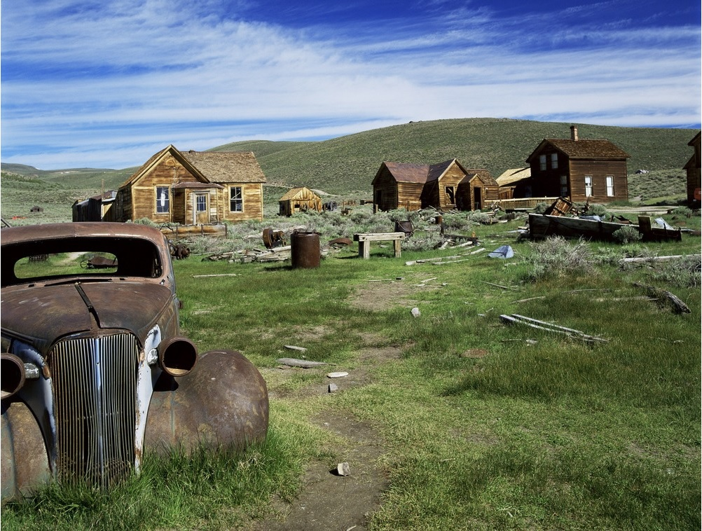 South Dakota ghost town for $250,000