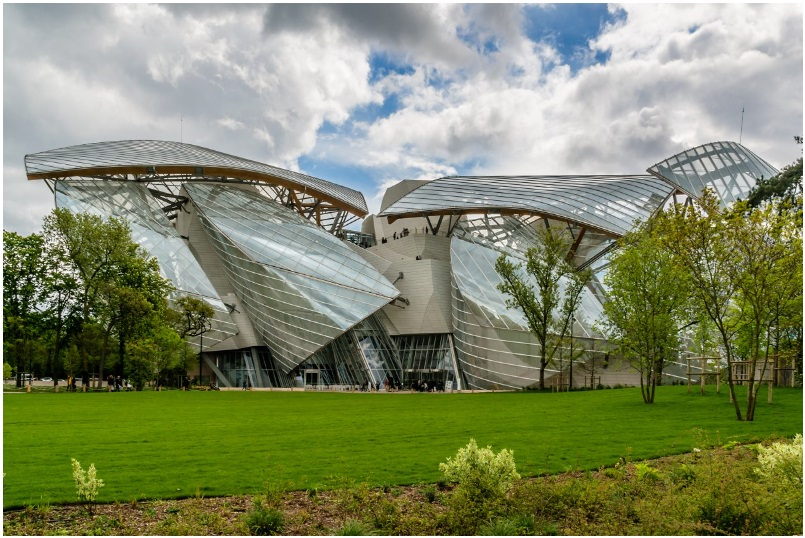 The Louis Vuitton Foundation