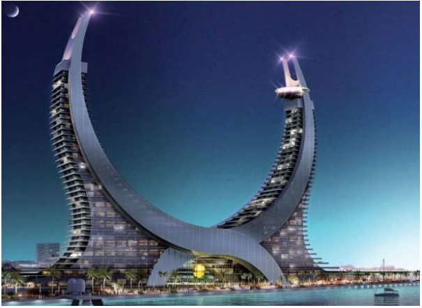 Qatar to get iconic 'cross-sword' towers to host World Cup guests