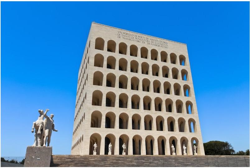 The Palace of Italian Civilisation
