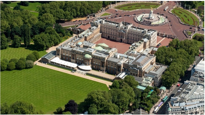 Buckingham Palace – London