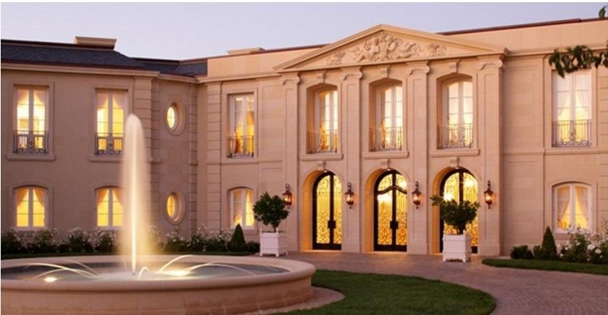 Silicon Valley Mansion – Los Altos Hills, California