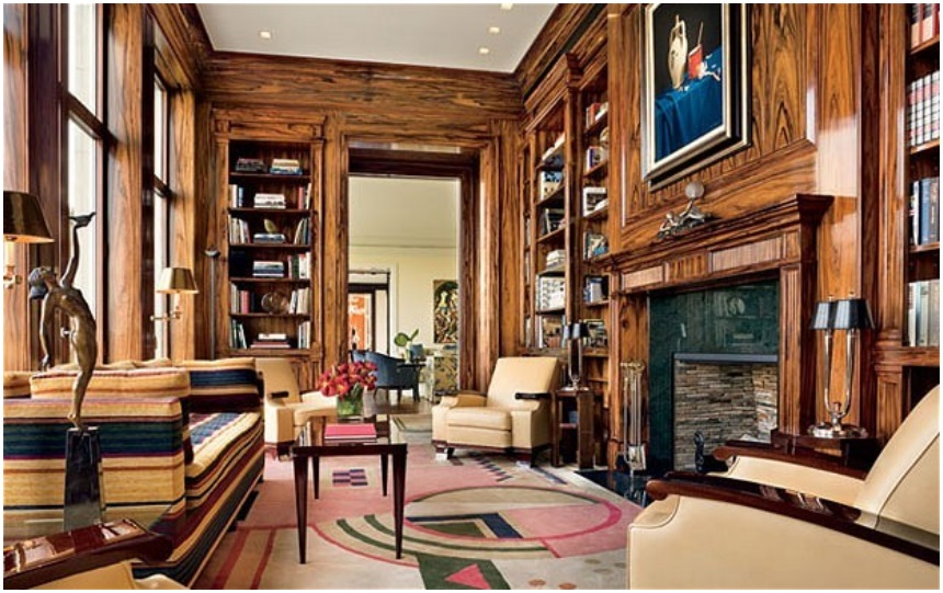 15 Central Park West Penthouse – New York