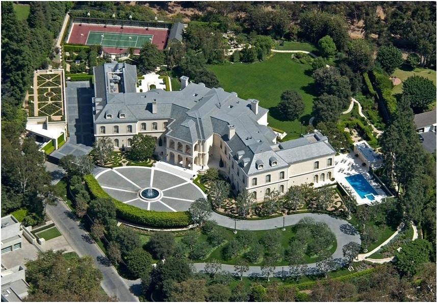 The Manor – Holmby Hill, LA California