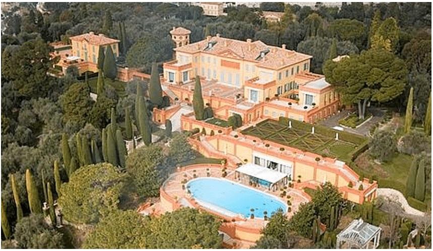 Villa La Leopolda – Cote D'Azure, France