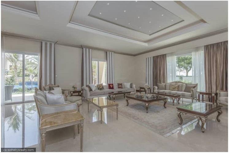 4 Bedroom Emirates Hills Lakeview Villa, Dubai