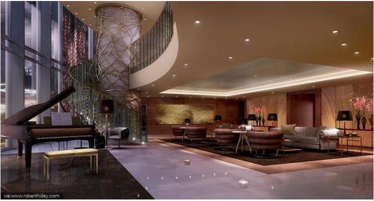 5 Bedroom Penthouse in the Burj Khalifa, Dubai