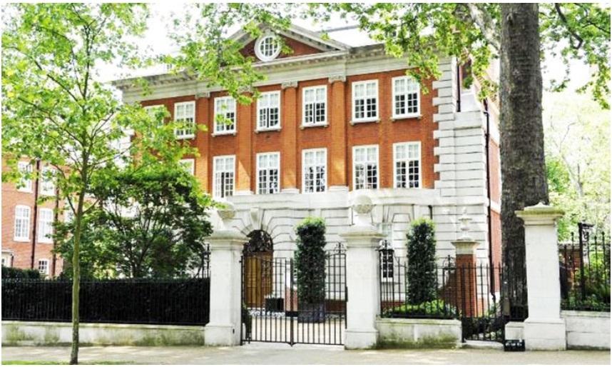 Kesington Palace Gardens – London, UK