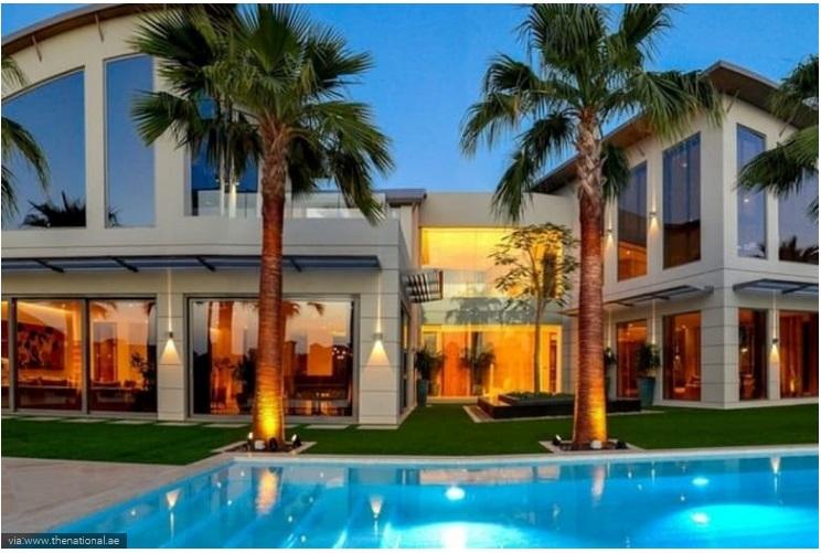 6 Bedroom Palm Jumeirah Villa, Dubai