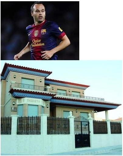 Andre Inesita  $4.6 Million