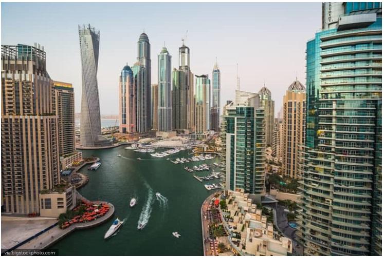Dubai Marina 6 Bedroom Penthouse, Dubai