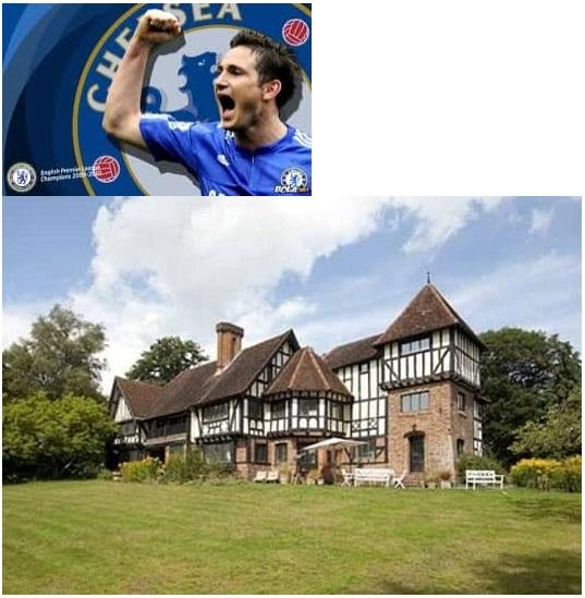 Frank Lampard $7 Million
