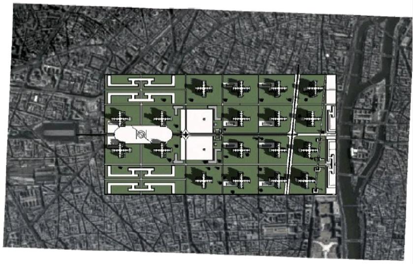 Plan Voisin (1925), Le Corbusier