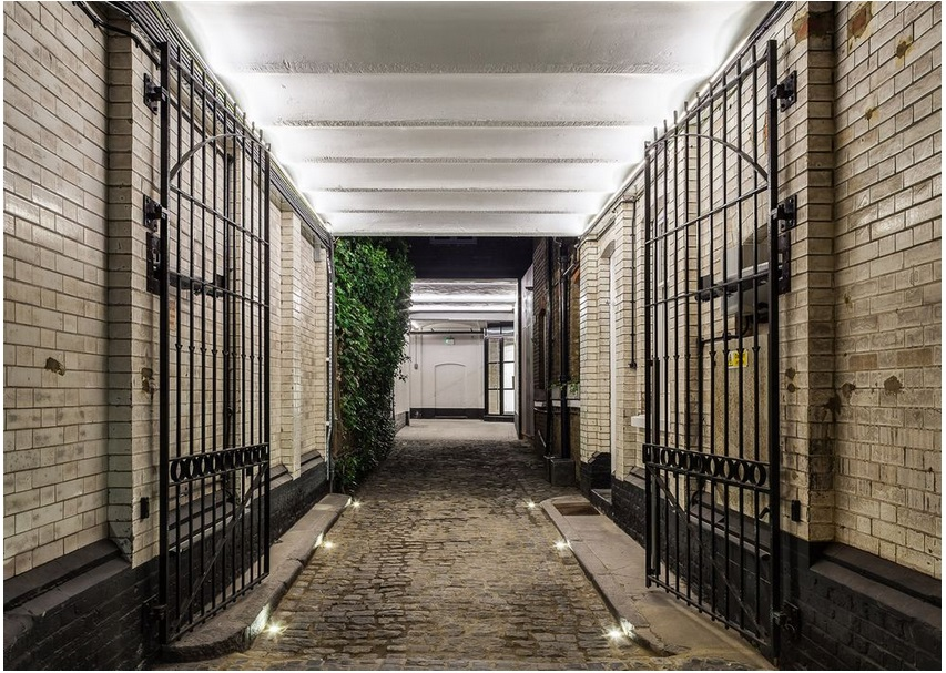 Revamp Transforms Into 12 Sleek Apartments