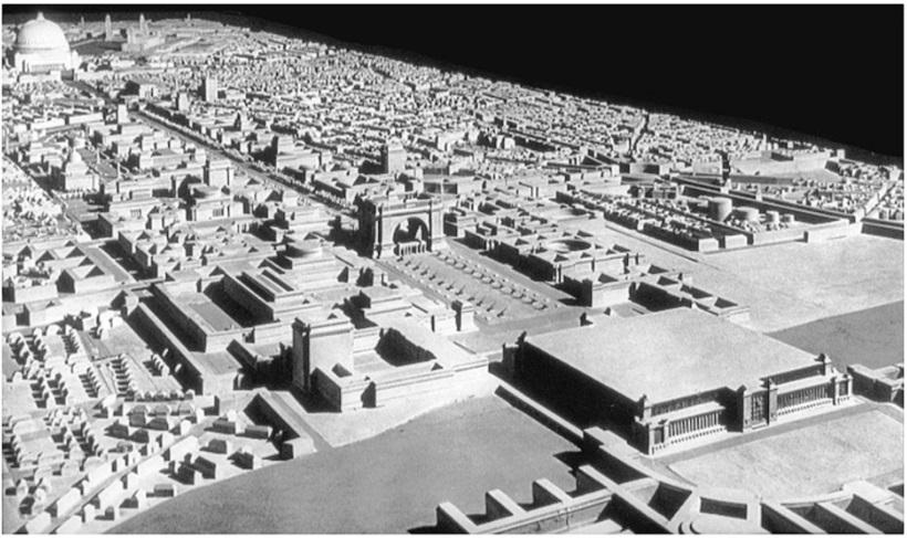 Welthauptstadt Germania (1943)