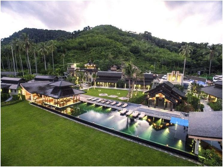 Ani Villas in Thailand