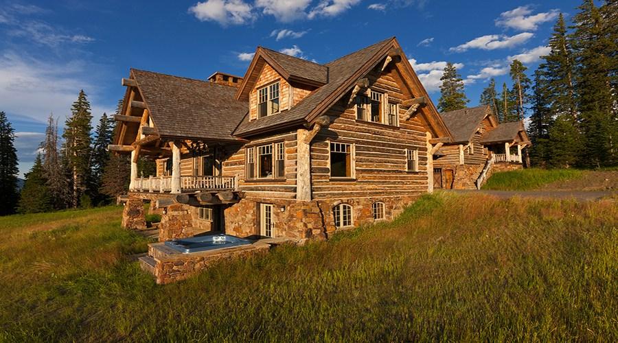 Ранчо в Монтане