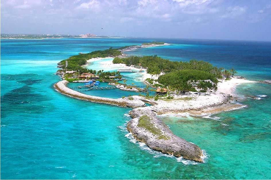 Charles Island, Bahamas