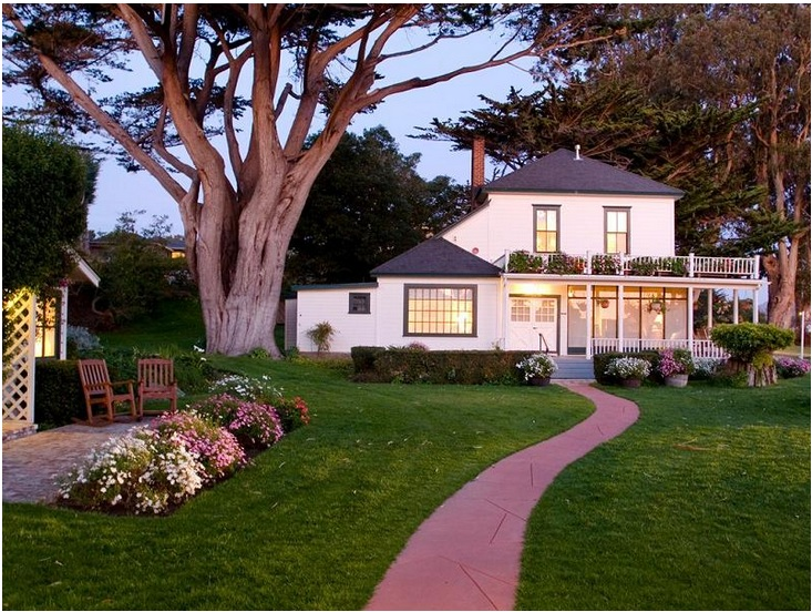 Clint Eastwood – Mission Ranch Hotel, Carmel