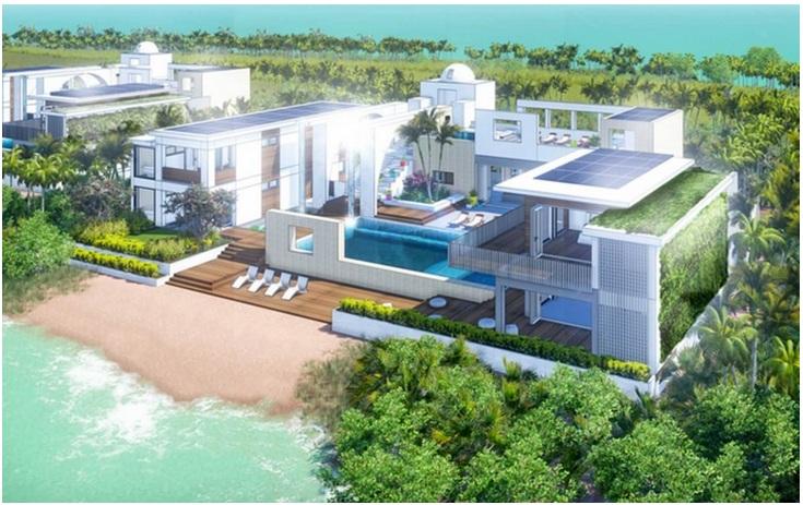 Проект эко-курорта