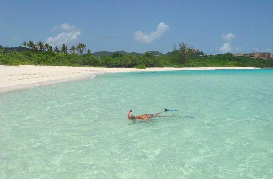Hans Lollik Island, US Virgin Islands