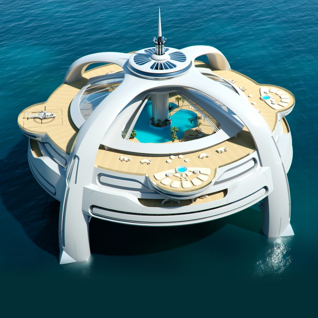 Project Utopia Private Island