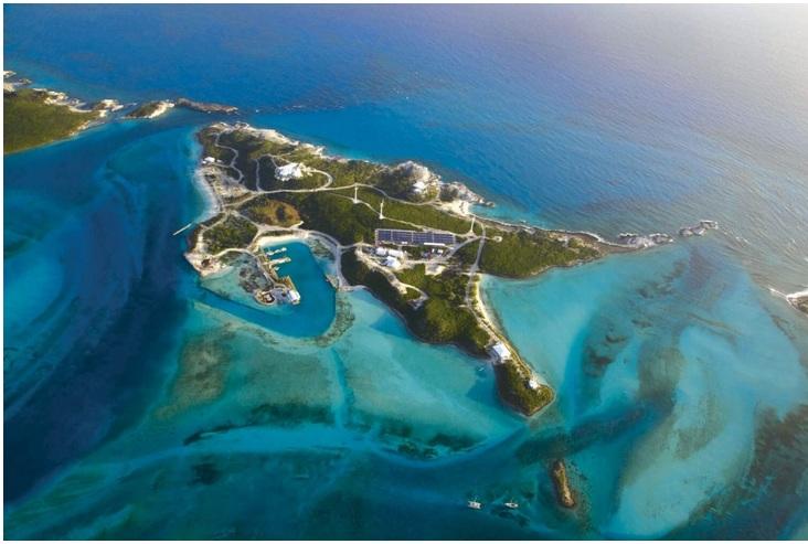 Остров Леонардо ДиКаприо
