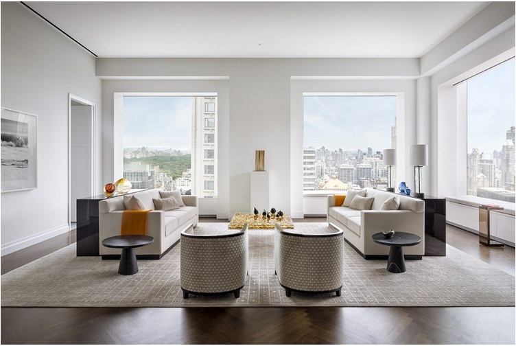 432 Park Avenue Penthouse, New York ($87.7 million)