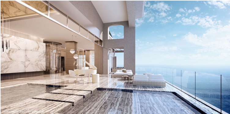 Acqualina Mansions, Miami ($55 million)