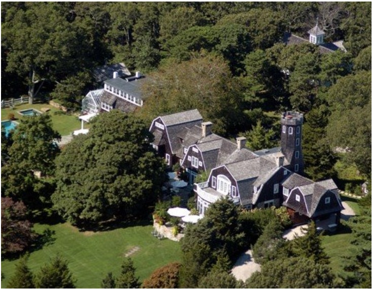 Christie Brinkley's Long Island mansion – Price $30 million