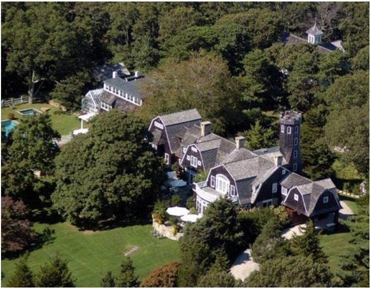 Christie Brinkley's Long Island mansion – Price $30 million