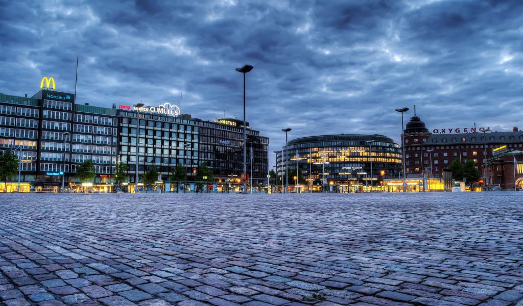 Helsinki, Finland ($9,000 per square meter)