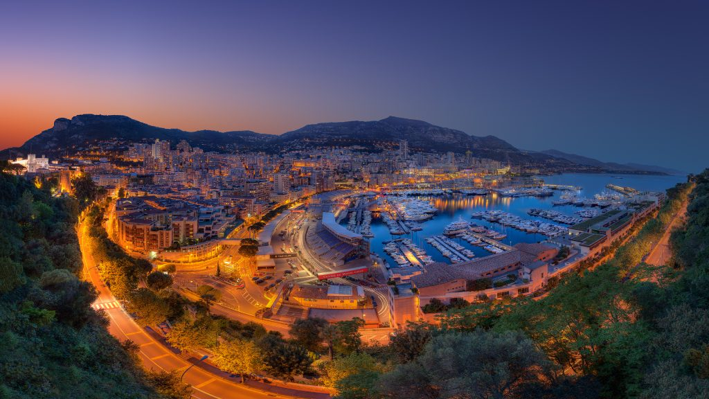 Monaco ($60,000 per square meter)