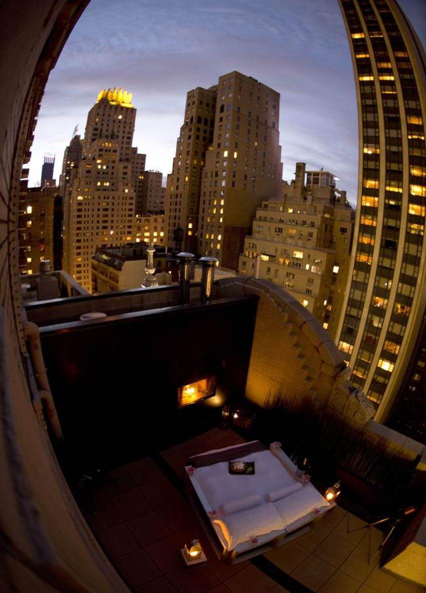 Отель AKA Central Park в Нью-Йорке