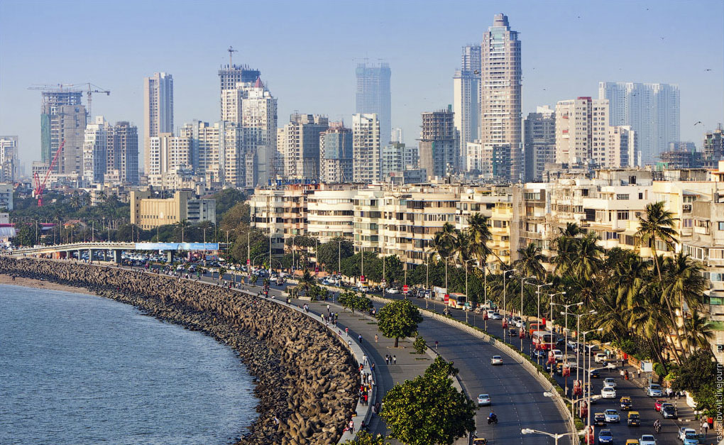 Mumbai, India ($9.750 per square meter)