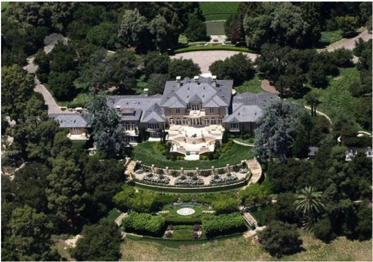 Oprah Winfrey's Santa Barbara Mansion – Price $85 million