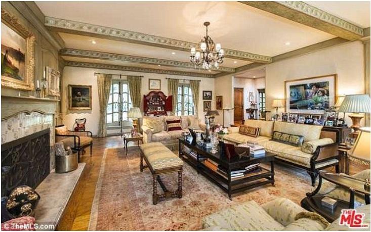 Ozzy Osbourne's 5-bedroom Hidden Hills mansion – $10m